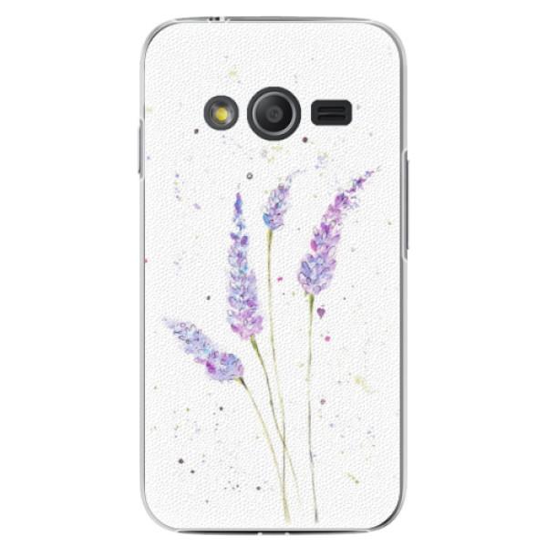 Plastové pouzdro iSaprio - Lavender - Samsung Galaxy Trend 2 Lite
