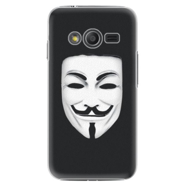 Plastové pouzdro iSaprio - Vendeta - Samsung Galaxy Trend 2 Lite