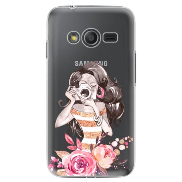 Plastové pouzdro iSaprio - Charming - Samsung Galaxy Trend 2 Lite