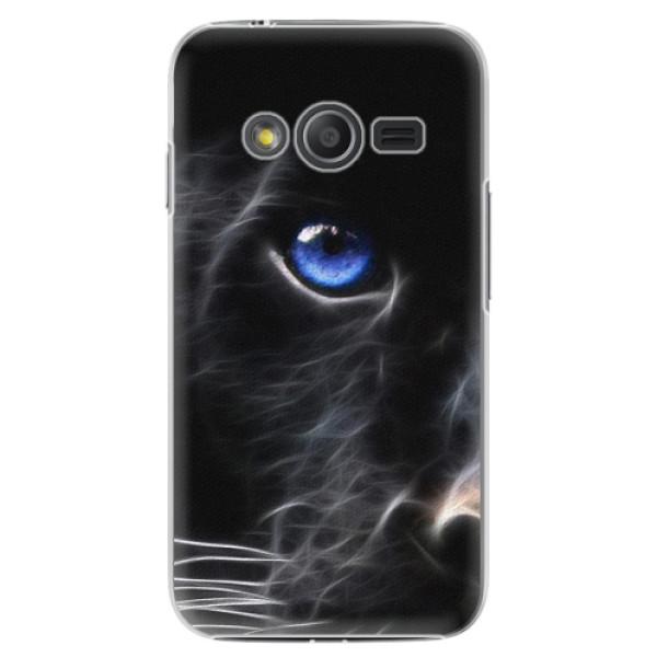 Plastové pouzdro iSaprio - Black Puma - Samsung Galaxy Trend 2 Lite