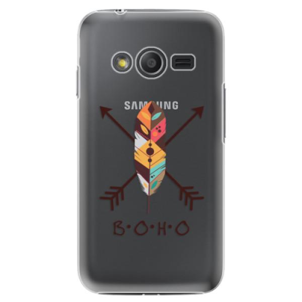 Plastové pouzdro iSaprio - BOHO - Samsung Galaxy Trend 2 Lite