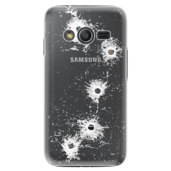 Plastové pouzdro iSaprio - Gunshots - Samsung Galaxy Trend 2 Lite