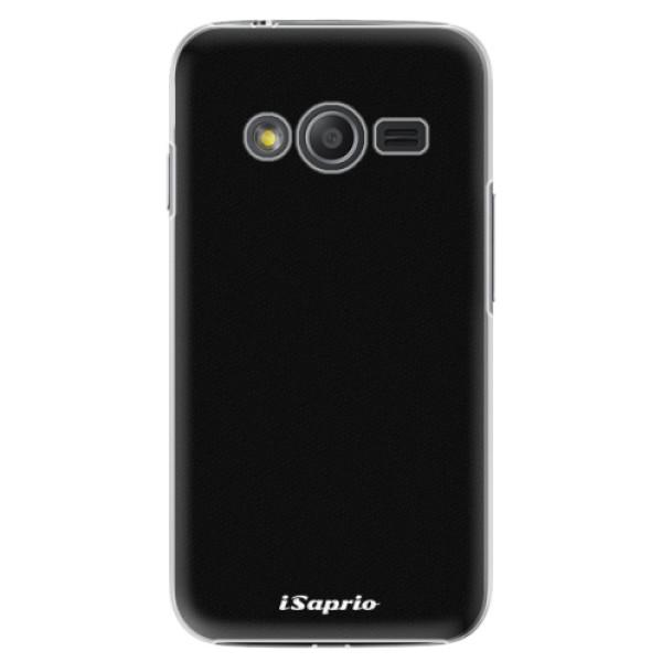 Plastové pouzdro iSaprio - 4Pure - černý - Samsung Galaxy Trend 2 Lite