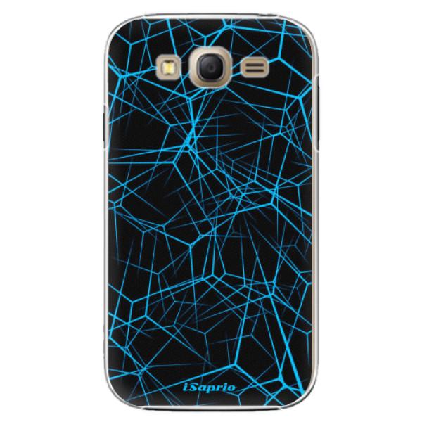 Plastové pouzdro iSaprio - Abstract Outlines 12 - Samsung Galaxy Grand Neo Plus