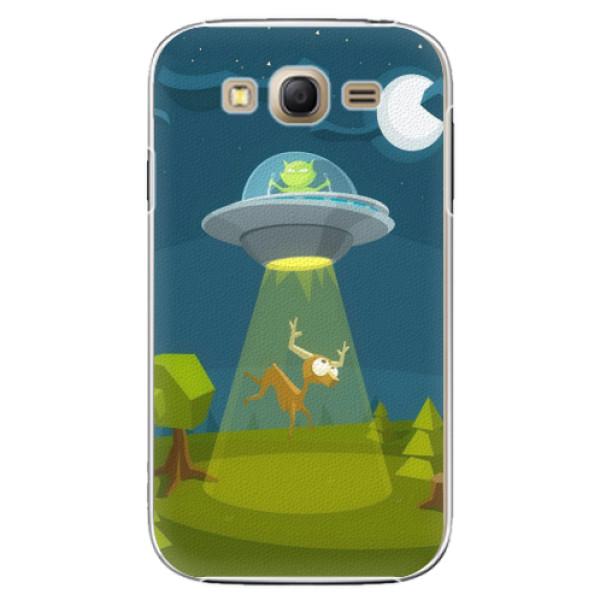 Plastové pouzdro iSaprio - Alien 01 - Samsung Galaxy Grand Neo Plus