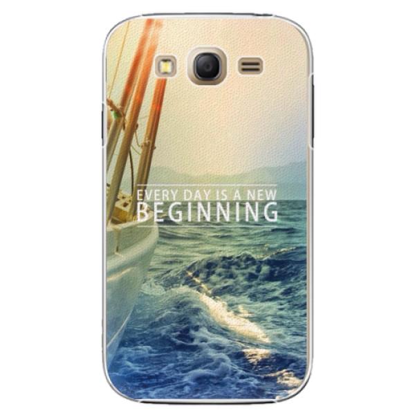 Plastové pouzdro iSaprio - Beginning - Samsung Galaxy Grand Neo Plus