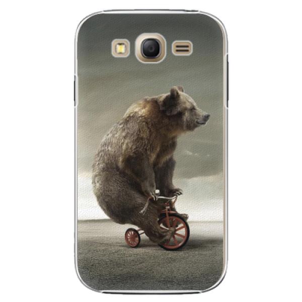 Plastové pouzdro iSaprio - Bear 01 - Samsung Galaxy Grand Neo Plus