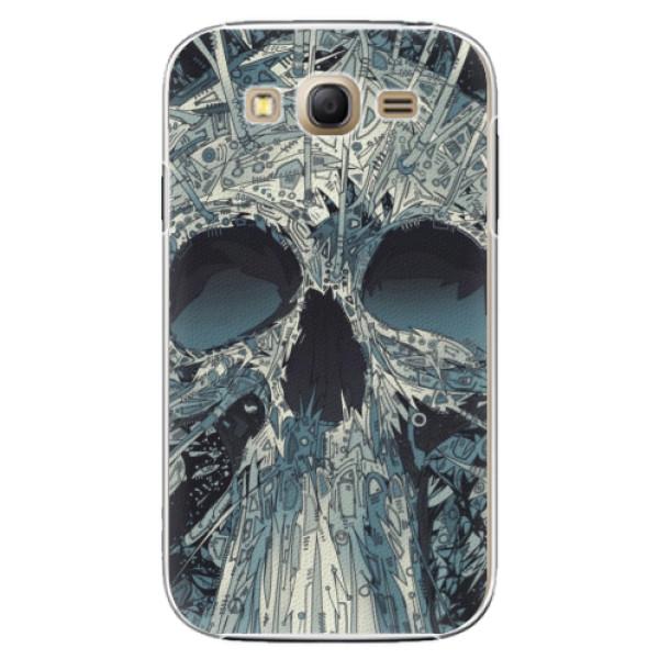 Plastové pouzdro iSaprio - Abstract Skull - Samsung Galaxy Grand Neo Plus