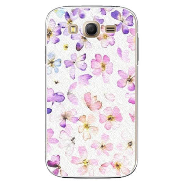 Plastové pouzdro iSaprio - Wildflowers - Samsung Galaxy Grand Neo Plus