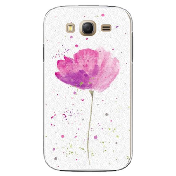 Plastové pouzdro iSaprio - Poppies - Samsung Galaxy Grand Neo Plus