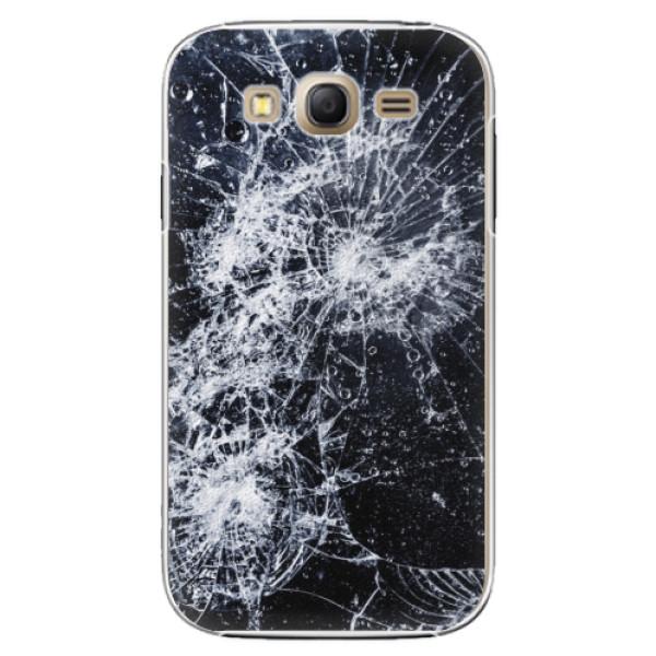 Plastové pouzdro iSaprio - Cracked - Samsung Galaxy Grand Neo Plus