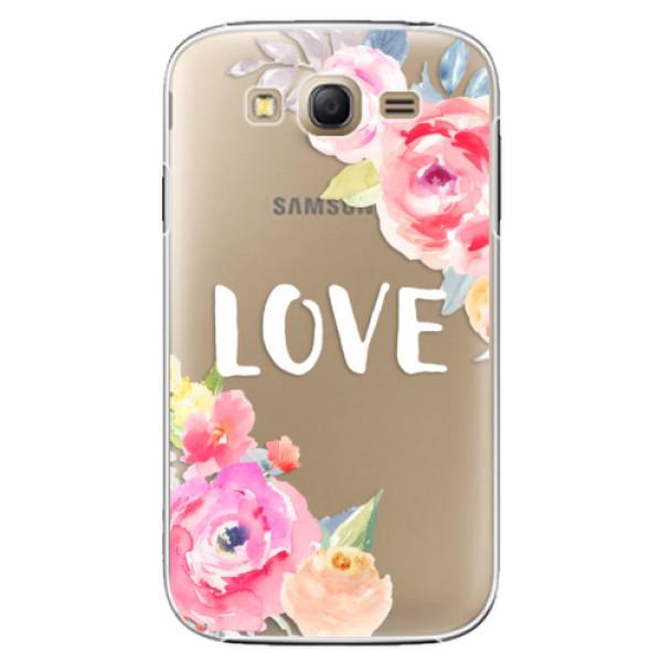 Plastové pouzdro iSaprio - Love - Samsung Galaxy Grand Neo Plus