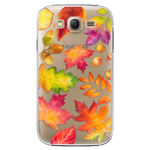 Plastové pouzdro iSaprio - Autumn Leaves 01 - Samsung Galaxy Grand Neo Plus