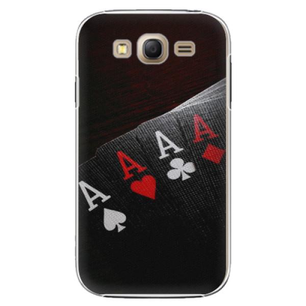 Plastové pouzdro iSaprio - Poker - Samsung Galaxy Grand Neo Plus