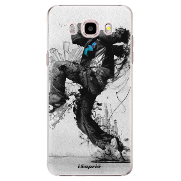 Plastové pouzdro iSaprio - Dance 01 - Samsung Galaxy J5 2016