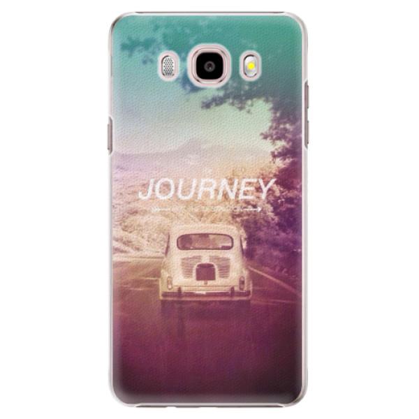 Plastové pouzdro iSaprio - Journey - Samsung Galaxy J5 2016