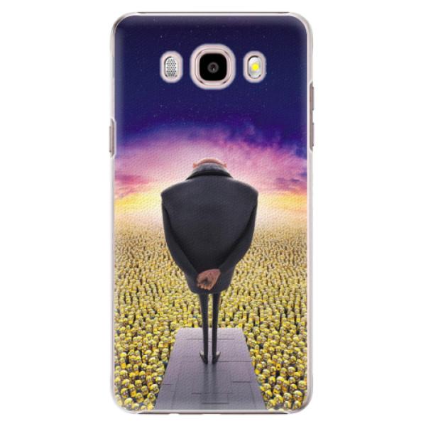 Plastové pouzdro iSaprio - Gru - Samsung Galaxy J5 2016