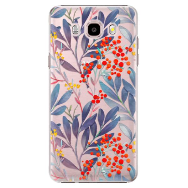 Plastové pouzdro iSaprio - Rowanberry - Samsung Galaxy J5 2016