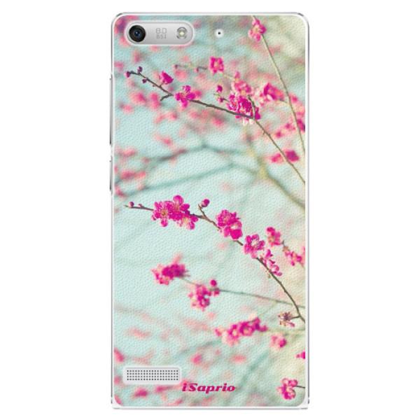 Plastové pouzdro iSaprio - Blossom 01 - Huawei Ascend G6