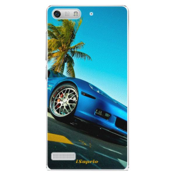 Plastové pouzdro iSaprio - Car 10 - Huawei Ascend G6