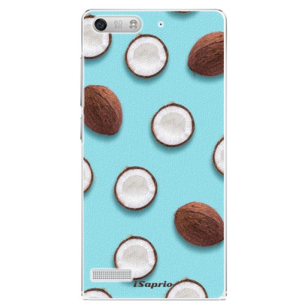 Plastové pouzdro iSaprio - Coconut 01 - Huawei Ascend G6