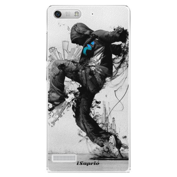 Plastové pouzdro iSaprio - Dance 01 - Huawei Ascend G6