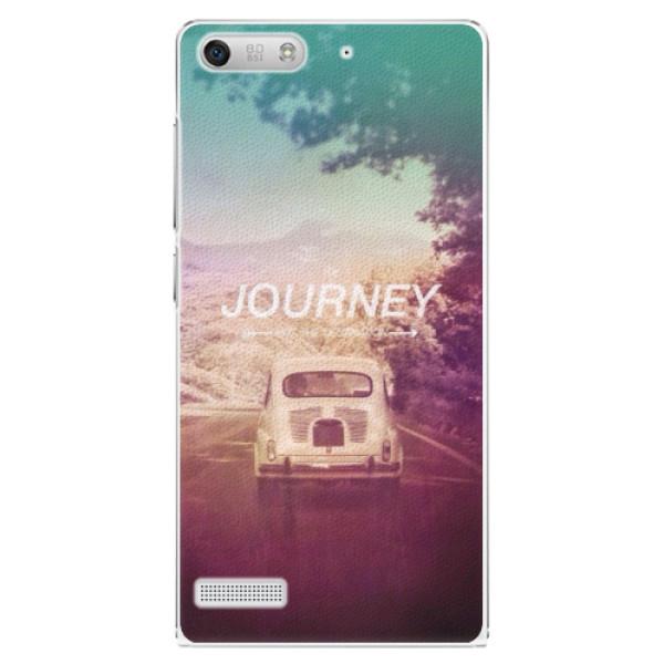 Plastové pouzdro iSaprio - Journey - Huawei Ascend G6