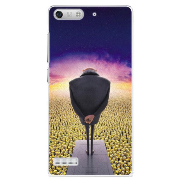 Plastové pouzdro iSaprio - Gru - Huawei Ascend G6