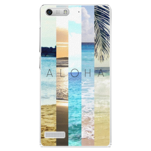 Plastové pouzdro iSaprio - Aloha 02 - Huawei Ascend G6