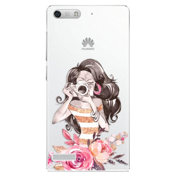 Plastové pouzdro iSaprio - Charming - Huawei Ascend G6