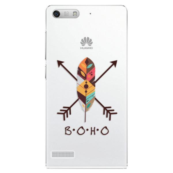Plastové pouzdro iSaprio - BOHO - Huawei Ascend G6