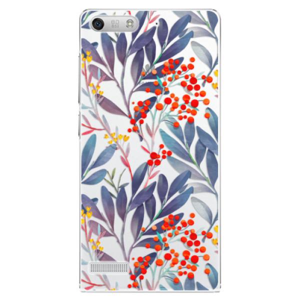 Plastové pouzdro iSaprio - Rowanberry - Huawei Ascend G6