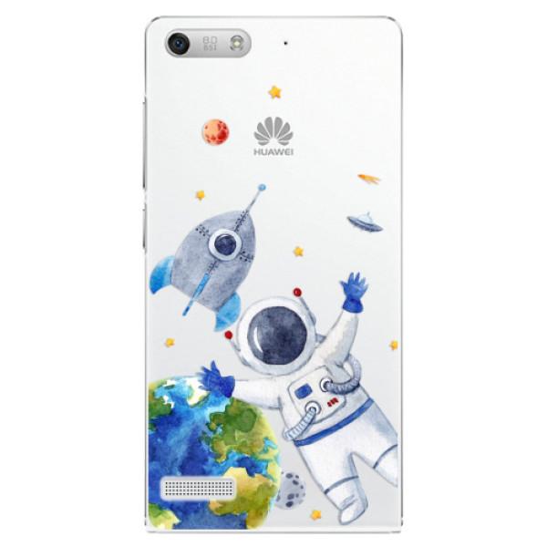 Plastové pouzdro iSaprio - Space 05 - Huawei Ascend G6