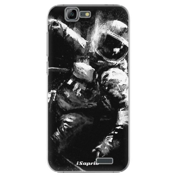 Plastové pouzdro iSaprio - Astronaut 02 - Huawei Ascend G7