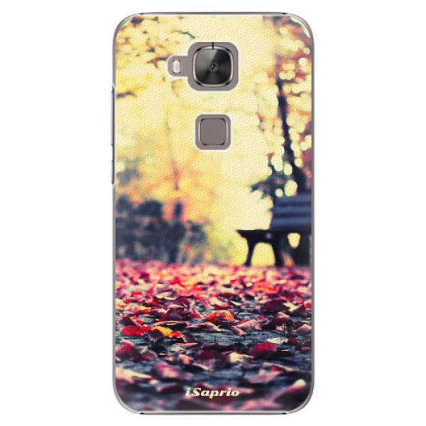 Plastové pouzdro iSaprio - Bench 01 - Huawei Ascend G8