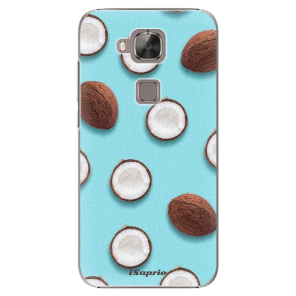 Plastové pouzdro iSaprio - Coconut 01 - Huawei Ascend G8