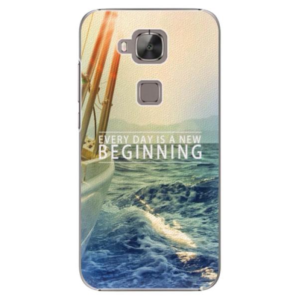 Plastové pouzdro iSaprio - Beginning - Huawei Ascend G8