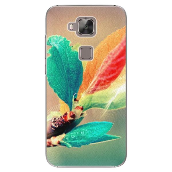 Plastové pouzdro iSaprio - Autumn 02 - Huawei Ascend G8