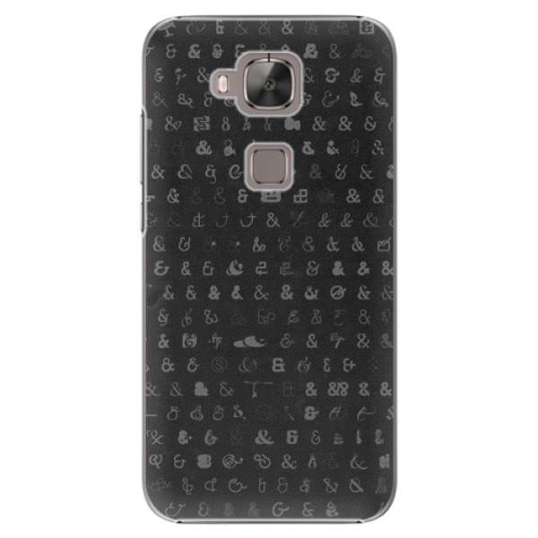 Plastové pouzdro iSaprio - Ampersand 01 - Huawei Ascend G8