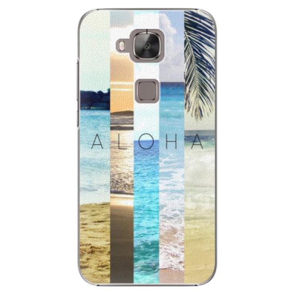 Plastové pouzdro iSaprio - Aloha 02 - Huawei Ascend G8