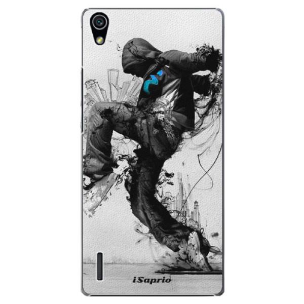 Plastové pouzdro iSaprio - Dance 01 - Huawei Ascend P7