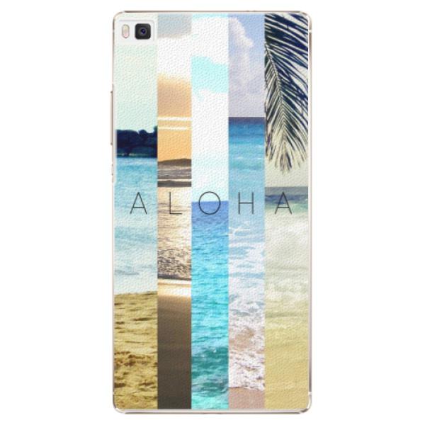 Plastové pouzdro iSaprio - Aloha 02 - Huawei Ascend P8