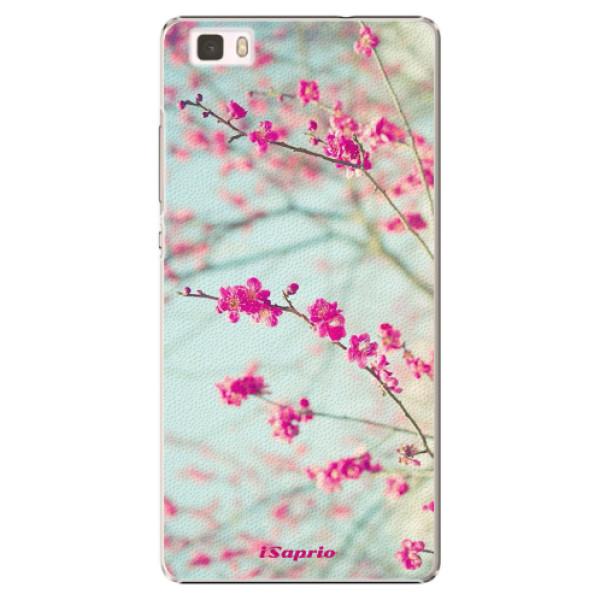 Plastové pouzdro iSaprio - Blossom 01 - Huawei Ascend P8 Lite