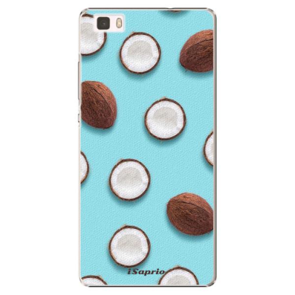 Plastové pouzdro iSaprio - Coconut 01 - Huawei Ascend P8 Lite