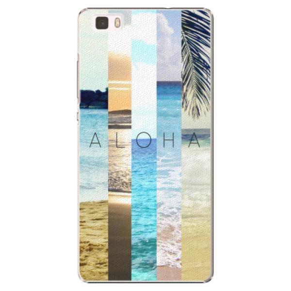 Plastové pouzdro iSaprio - Aloha 02 - Huawei Ascend P8 Lite