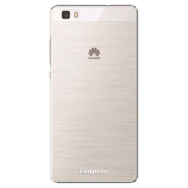 Plastové pouzdro iSaprio - 4Pure - mléčný bez potisku - Huawei Ascend P8 Lite