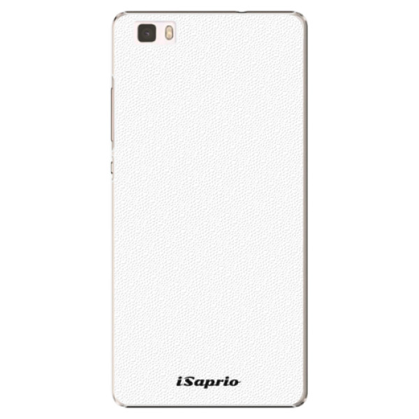 Plastové pouzdro iSaprio - 4Pure - bílý - Huawei Ascend P8 Lite