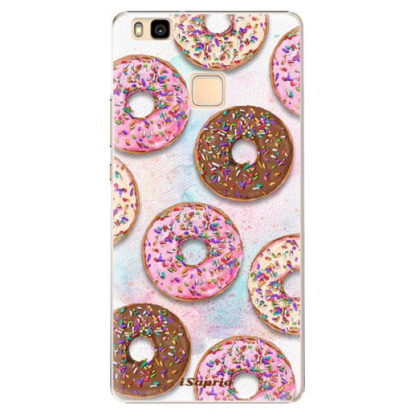 Plastové pouzdro iSaprio - Donuts 11 - Huawei Ascend P9 Lite