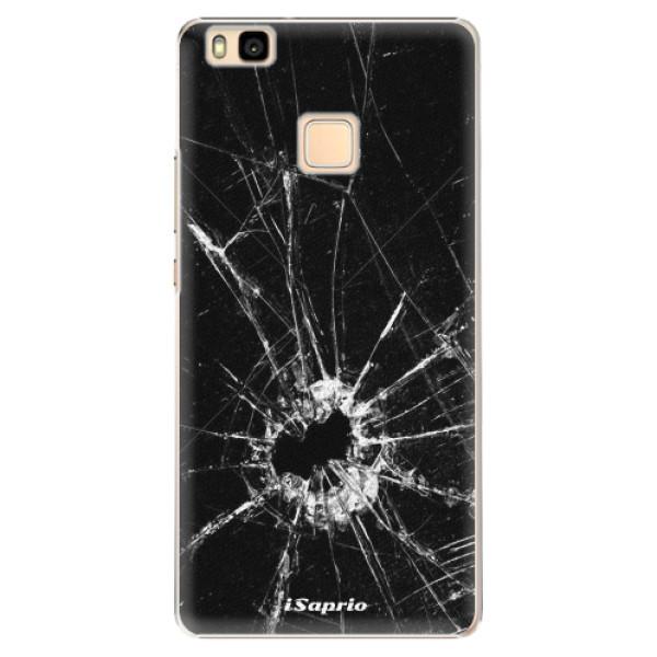 Plastové pouzdro iSaprio - Broken Glass 10 - Huawei Ascend P9 Lite