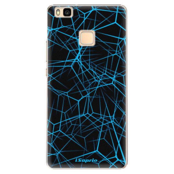 Plastové pouzdro iSaprio - Abstract Outlines 12 - Huawei Ascend P9 Lite